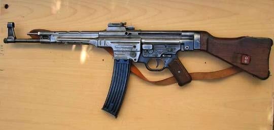 Mp-44/sturmgewehr 44